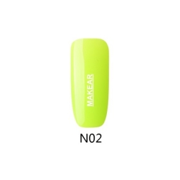 Makear 02 Neon 8 ml.