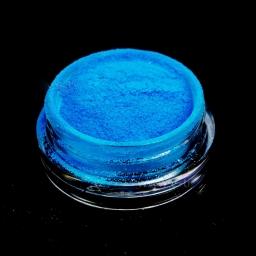 Pyłek Świecący w Ciemnościach  Niebieski