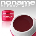 Żel UV No Name Color Cherry Lady  5g.