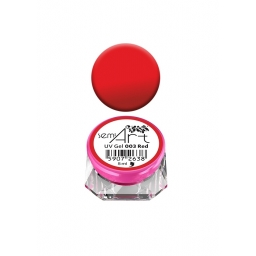 Semilac® UV Gel Semi-Art 003 Red - 5 ml