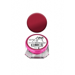 Semilac® UV Gel Semi-Art 006 Burgund - 5 ml