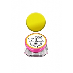 Semilac® UV Gel Semi-Art 007 Yellow - 5 m