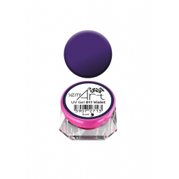 Semilac® UV Gel Semi-Art 011 Violet - 5 ml