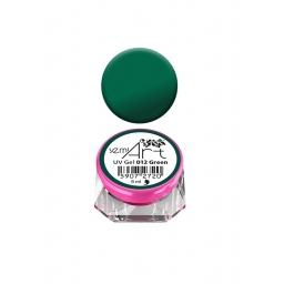 Semilac® UV Gel Semi-Art 012 Green - 5 ml