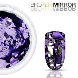 06. Broken Mirror Effect - efekt stłuczonego zwierciadła - słoiczek