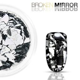 3. Broken Mirror Effect - efekt stłuczonego zwierciadła - słoiczek