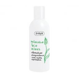 Mleczko Do Demakijażu Aloesowe 200 ml.