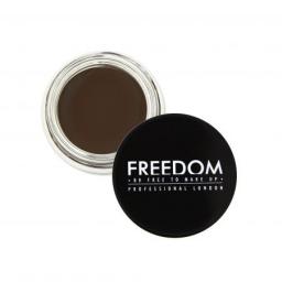 FREEDOM, PRO BROW POMADE, POMADA DO BRWI DARK BROWN 2,5 G