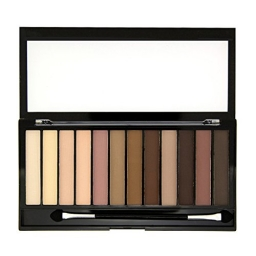 Makeup Revolution - Paleta 12 cieni Essential Mattes 2