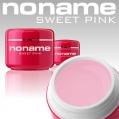 Żel UV No Name Color Sweet Pink  5g.