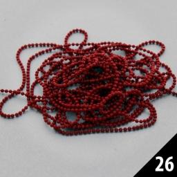 ŁAŃCUSZEK DO ZDOBIEŃ 30 cm - nr 26