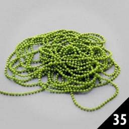ŁAŃCUSZEK DO ZDOBIEŃ 30 cm - nr 35