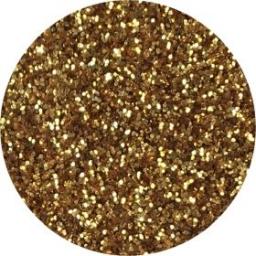 Brokat Złoty 0.2 mm.  Pojemność 5ml.