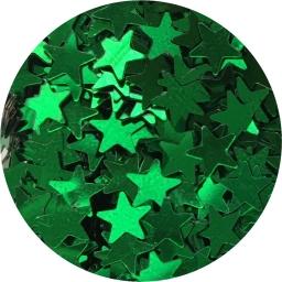 Gwiazdki zielone 4 mm