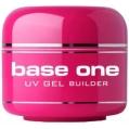 Żel jednofazowy UV Base One Pink 50g