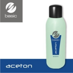 Aceton Silcare Basic 600 ml.