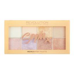 Makeup Revolution 8 rozświetlaczy Soph X