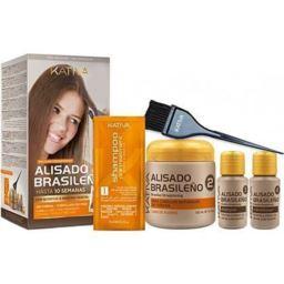 Kativa Brazilian Straightening prostowanie włosów