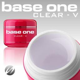 Żel jednofazowy UV Base One Clear V 15g