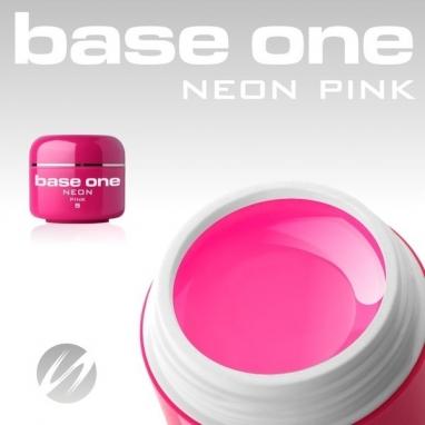 Żel Kolorowy Neon Pink 5g.