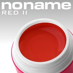 Żel UV No Name Color Hot Fire 5g