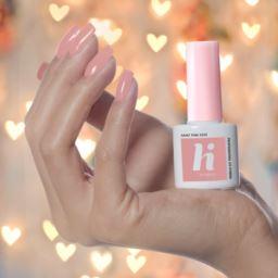 Lakier hybrydowy hi hybrid 5 ml Faint Pink 205