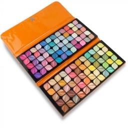 Miss Doozy cienie do powiek (etui)-120 kolorów