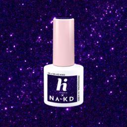 Lakier hybrydowy hi hybrid 5 ml Shiny Violet 302