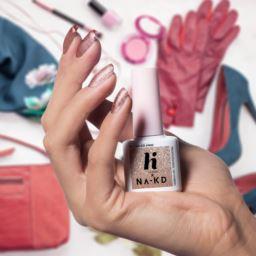 Lakier hybrydowy hi hybrid 5 ml Glamour Dust 400
