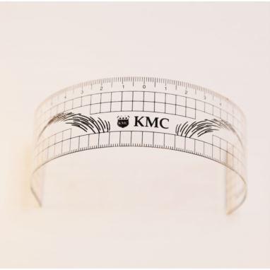 Miarka do brwi KMC