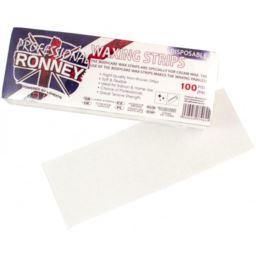RONNEY - Paski do depilacji WAX STRIPS (7cmx20cm)
