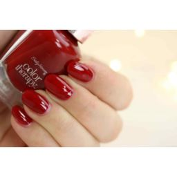 Sally Hansen color therapy 360 Red-y to Glow