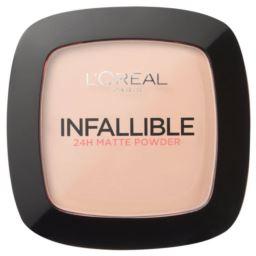 L'Oréal Paris Infallible 24H puder 225 Beige