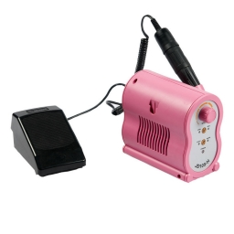 Frezarka do manicure i pedicure JD105-H różowa 65Watt