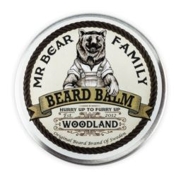 MR BEAR FAMILY Balsam do Brody LEŚNY 60 ml
