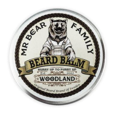 MR BEAR FAMILY Balsam do Brody LEŚNY 60 ml
