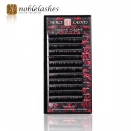 Noble Lashes Rzęsy Russian Volume C 0,05 8 mm