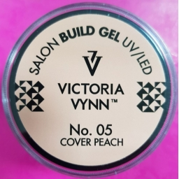 VICTORIA VYNN BUILD GEL No. 05 COVER PEACH 50ml