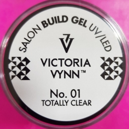 VICTORIA VYNN BUILD GEL No. 01 TOTALLY CLEAR 15ml