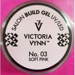 VICTORIA VYNN BUILD GEL No. 03 SOFT PINK 15ml