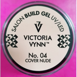 VICTORIA VYNN BUILD GEL No. 04 COVER NUDE 15ml