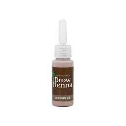 Noble Lashes Henna do brwi Brow Henna cold coffee