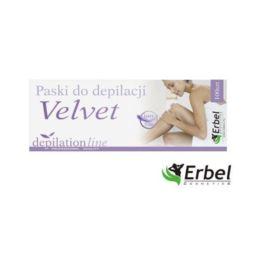 Paski Erbel do depilacji Velet 100szt
