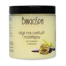BingoSpa Algi Na Cellulit i Rozstępy do masażu