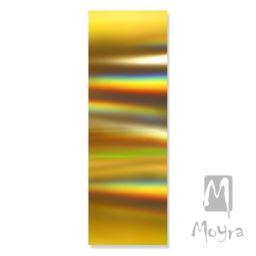 Moyra Folia transferowa Easy 05 Holographic Gold