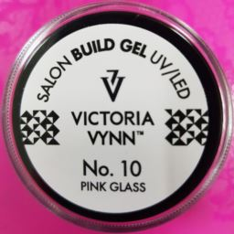 VICTORIA VYNN BUILD GEL No. 10 PINK GLASS 15ml