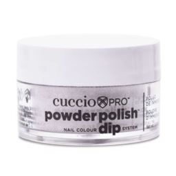 5609 DIP SYSTEM PUDER Silver Baby Pink Glitter 14g