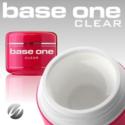 Żel jednofazowy UV Base One Clear 15g