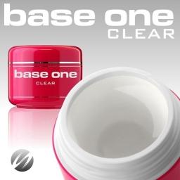 Żel jednofazowy UV Base One Clear 30g