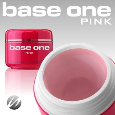 Żel jednofazowy UV Base One Pink 30g
